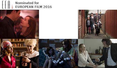 Nominacje do 29. Europejskich Nagród Filmowych 2016