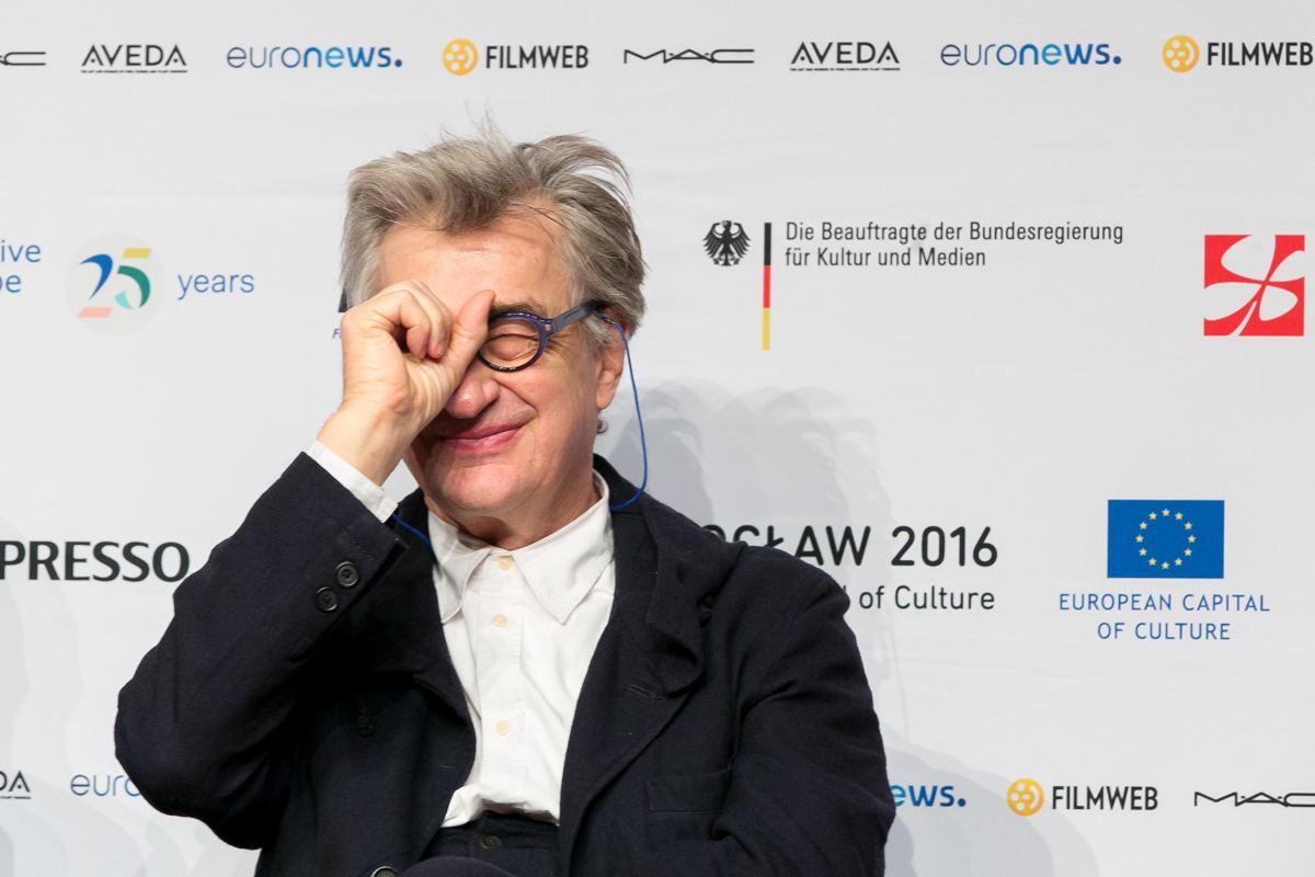 Czy Wim Wenders zrobi film o Wrocławiu?