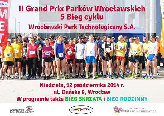 2. Grand Prix Parków Wrocławskich