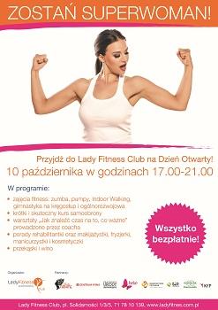 Dzień Otwarty w Lady Fitness Club
