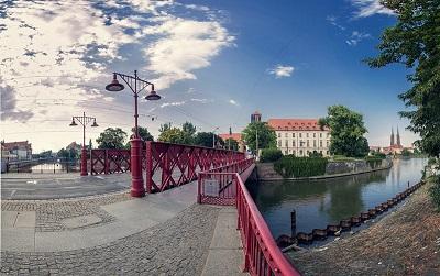 Nieznane historie znanych mostow Wroclawia - SPACER z przewodnikiem