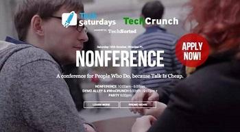 TechSaturdays+TechCrunch