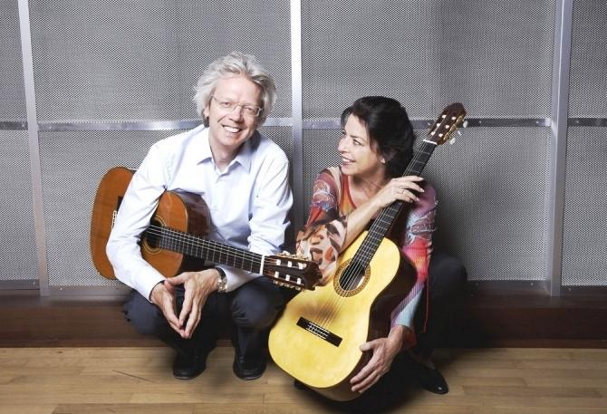 GITARA+ Amadeus Guitar Duo – Przez Wieki