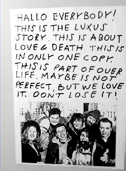 Grupa LUXUS w Hali Targowej