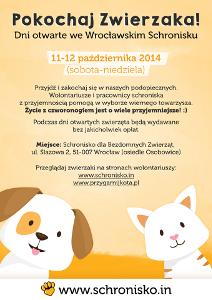 Dni otwarte w Schronisku dla Bezdomnych Zwierząt we Wrocławiu