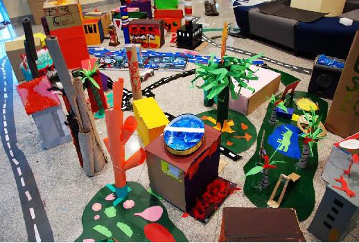 Warsztaty dla dzieci w ramach Dolnośląskiego Festiwalu Architektury