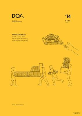 Filmy w ramach Dolnośląskiego Festiwalu Architektury
