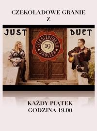 Just Duet w Czekoladziarni