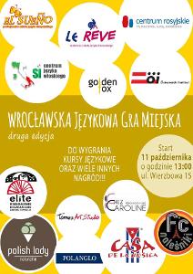 Wrocławska Językowa Gra Miejska