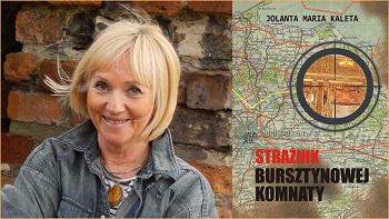 Spotkanie autorskie z wrocławską pisarką Jolantą Marią Kaletą