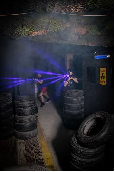 Solo Games: Lasertag w Zona 71