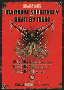 Koncert zespołu Machinae Supremacy