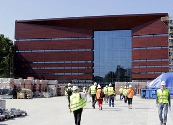 Drzwi otwarte w Narodowym Forum Muzyki