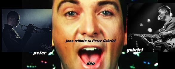 Koncert Peter Gabriel Duo