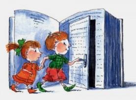 Poczytajki dla dzieci w Nalandzie