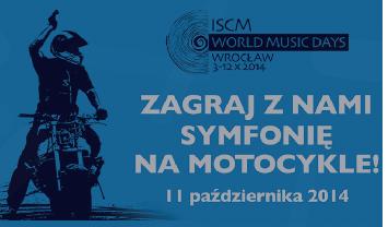 Symfonia Sławomira Kupczaka na 100 motocykli