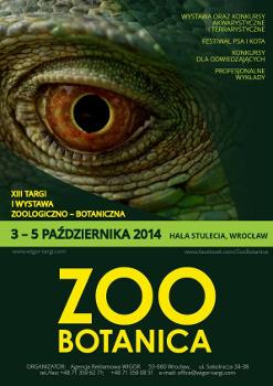 XIII Targi i wystawa zoologiczno-botaniczna ZOO-BOTANICA