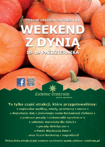 Weekend z Dynią