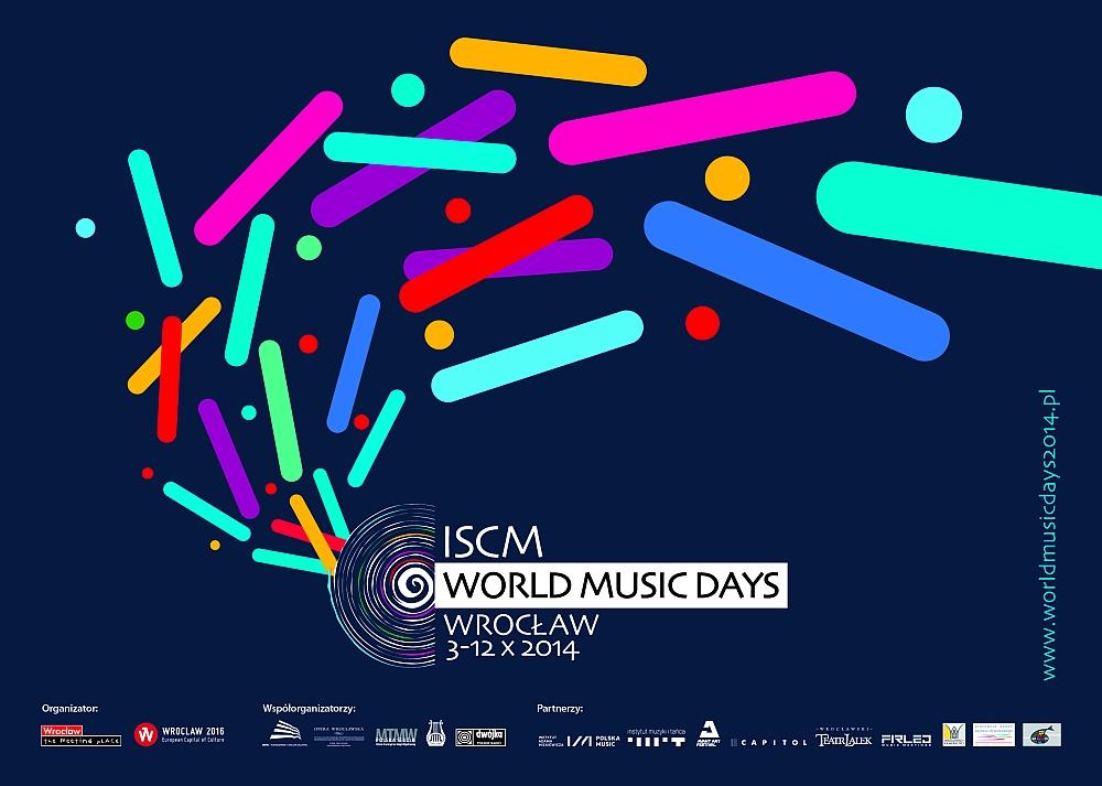 ISCM World Music Days Wrocław 2014: koncert i wystawa