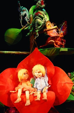 Calineczka – spektakl dla dzieci