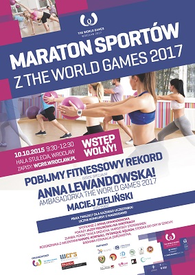 Maratonu sportów z The World Games 2017