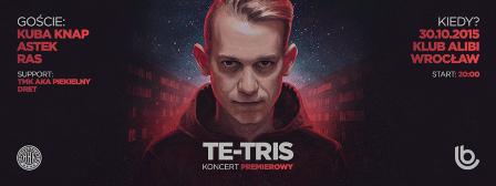 Te Tris i goście – koncert premierowy w klubie Alibi
