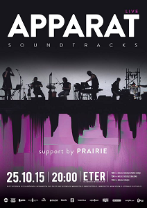 City Sound: Apparat w Eterze