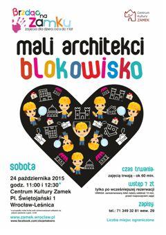 """Brzdąc na Zamku –""""Mali architekci - Blokowisko"""""""