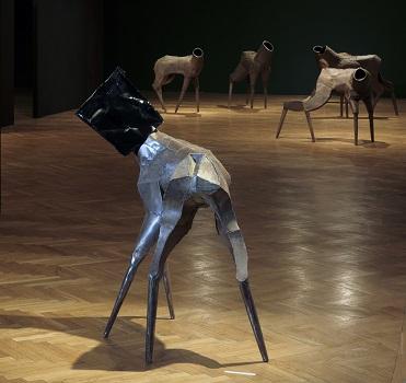 Wystawa : Anna Bujak. Oszołomienie