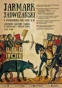 Jarmark Jadwiżański na Zamku w Leśnicy