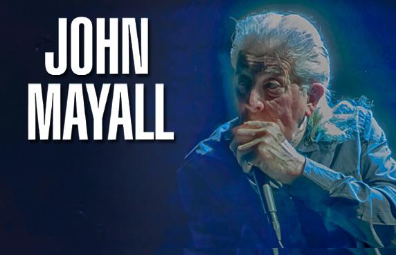 John Mayall – koncert w Hali Stulecia