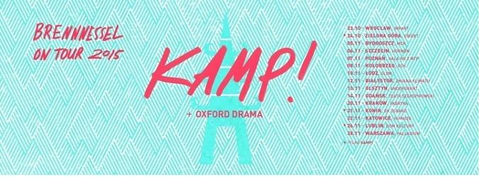 KAMP! & OXFORD DRAMA