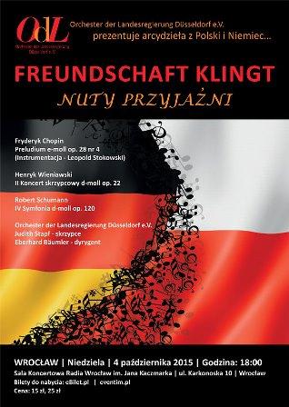 "Koncert symfoniczny ""Orchester der Landesregierung Düsseldorf e.V."""