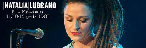 Koncert  Natalii Lubrano