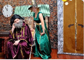 Magiczny sklepik – przedstawienie dla dzieci w Auchan