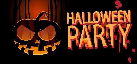 Halloween party w klubie Manana