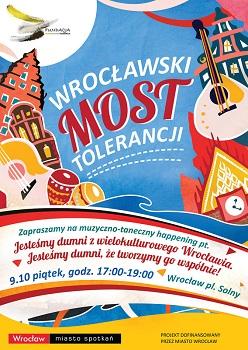 Wrocławski Most Tolerancji 2015