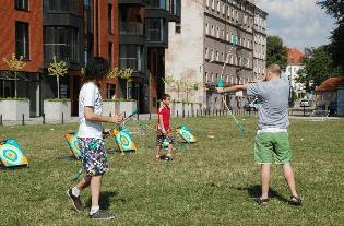 Piknik Sportowy na Przedmieściu Oławskim