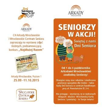 Dni Seniora w Arkadach Wrocławskich