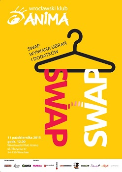 SWAP wymiana ubrań w Animie