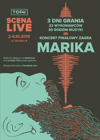 Marika w TOTU w ramach Scena Live