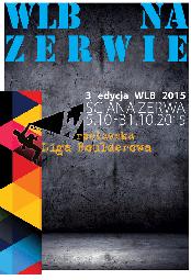 Wspinaczka sportowa - Wrocławska Liga Boulderowa 2015