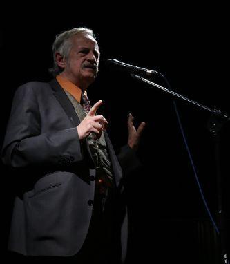 Spotkanie z prof. Bogusławem Bednarkiem w Klubie Pod Kolumnami