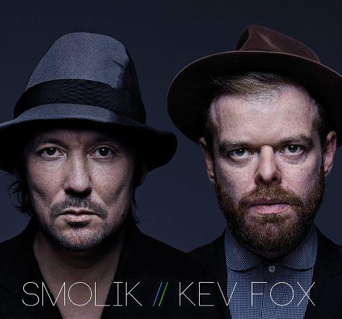 Smolik i Kev Fox w Starym Klasztorze