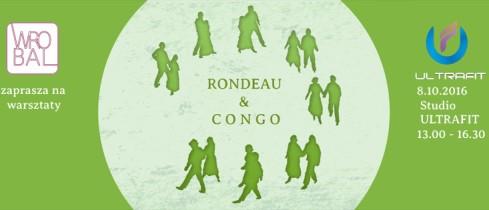 Warsztaty taneczne: Rondeau i Congo