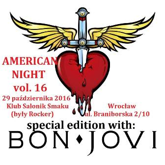 American Night vol. 16 – special edition with BON JOVI
