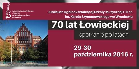 70 lecie Łowieckiej – spotkanie po latach
