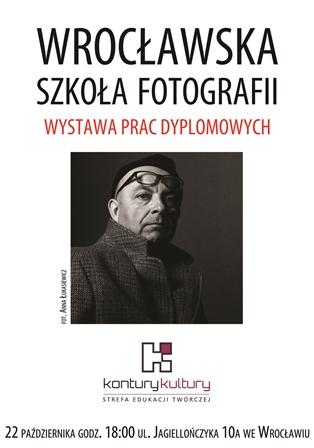Wrocławska Szkoła Fotografii – wystawa prac