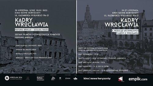 Kadry Wrocławia: Festung Breslau - zagłada miasta