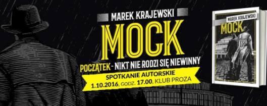 Spotkanie autorskie z Markiem Krajewskim we Wrocławskim Domu Literatury